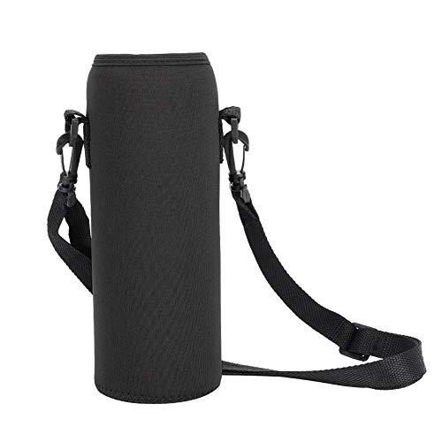 V GEBY 1000ml Waterfles Carrier Geïsoleerde Cover Bag Houder Outdoor Sport Neopreen Draagtas Tas met Band voor Fietsen