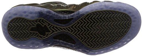 Nike Sweat à capuche pour homme Bleu marine Taille M