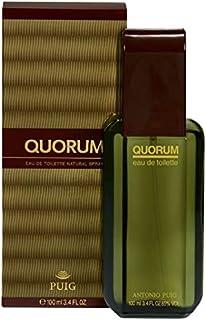 Antonio Puig Quorum for Men -100 ml, Eau De Toilette-