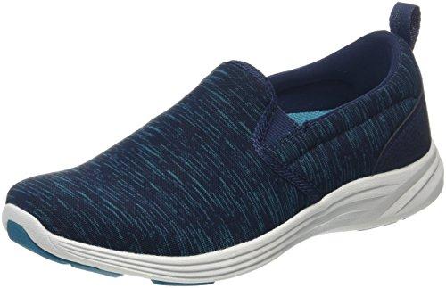 Vionic Women's Agile Kea Slip-on Navy 8.5W US