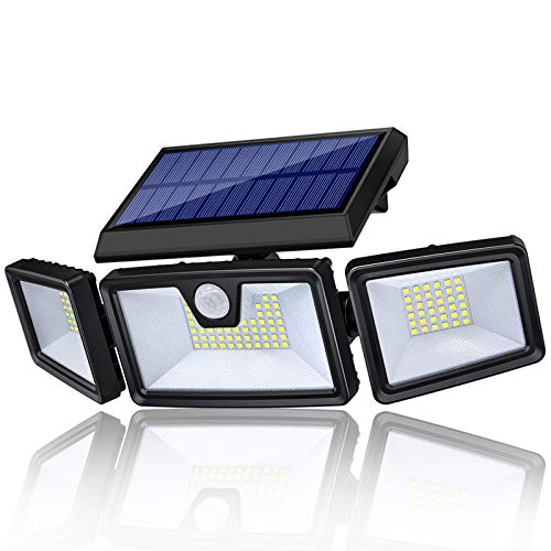 TonyEst Solar Lights Outdoor, Br...