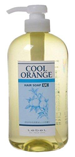 Lebel Cosmetics Cool Orange Shampoo Ultra Cool - 600ml by Cool Orange