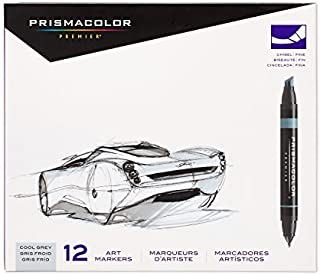 Prismacolor PREMIER 双头美术彩笔