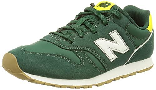 New Balance YC373V2 Sneaker, Nightwatch Green, 39 EU