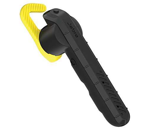 Jabra Steel Ruggedized Bluetooth Headset - Black (Renewed)