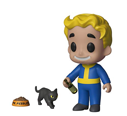 Funko 5 Star: Fallout - Vault Boy (Luck), Standard Toy, Multicolor