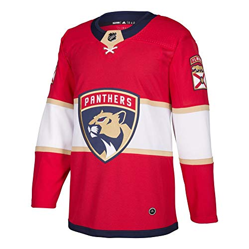 Florida Panthers Adidas NHL Men's Climalite Authentic Team Hockey Jersey Maglia