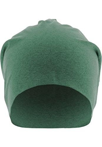 MSTRDS Heather Jersey Beanie Bonnet, Vert (Kelly 4228), Taille Unique Mixte