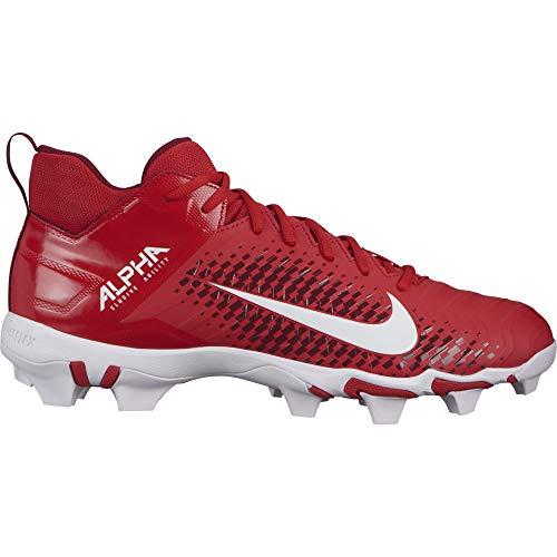 Nike Men's Alpha Menace 2 Shark Football Cleat University...