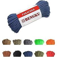 BENGKU 100-Feet 850lb Paracord Nylon Parachute Cord (various)