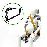 ZUWIT Ajustador de cinturón de seguridad para mujeres embarazadas, comodidad...