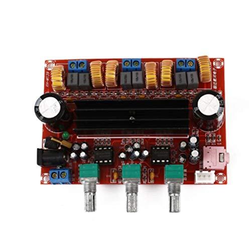 TPA3116 2.1 Digitale audio-luidspreker Subwoofer-versterkers DC12V 24V 2 * 50W + 100W Meerkleurig