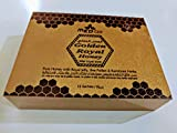 Golden Royal Honey for Men - 12 x 20 Gram Sachets with Free Gift