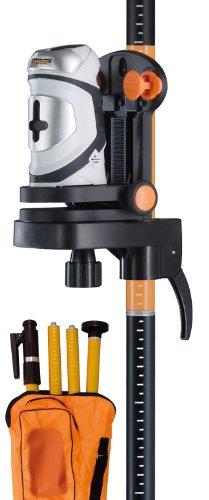 Laserliner 081.121A Kreuzlinien-Laser SuperCross-Laser Set mit Stativ