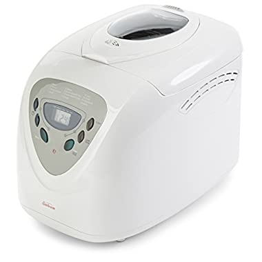 Sunbeam Programmable Bread Maker, 2 Pound, White (005891-000-000)