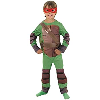 Rubies - Disfraz de las Tortugas Ninja para niño, talla S (3-4 ...