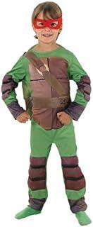Rubie's - Disfraz de las Tortugas Ninja para niño, talla S