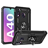 DOSMUNG Shockproof Designed for Samsung Galaxy A40 Case,