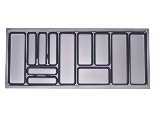 Orga-Box® Cubertero 1117 x 474 mm de Blum Tandembox + SO-Tech Modernbox