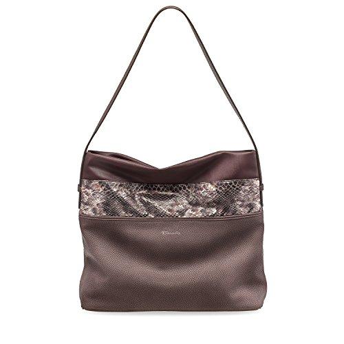 Tamaris Damen Handtasche Khema Hobo Bag