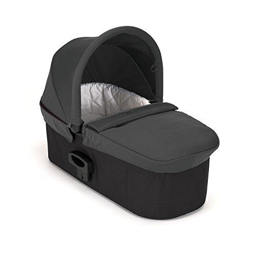 Baby Jogger Deluxe Babywanne für City Mini/Mini GT/Elite/Premier/Select/Lux und Summit X3 Einzelwagen, Charcoal