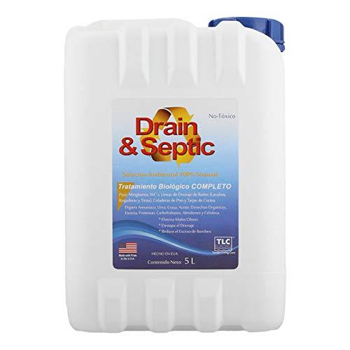 pastillas para fosas septicas fabricante TLC Products