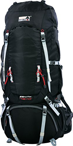 High Peak Zenith Mochila  Negro  85