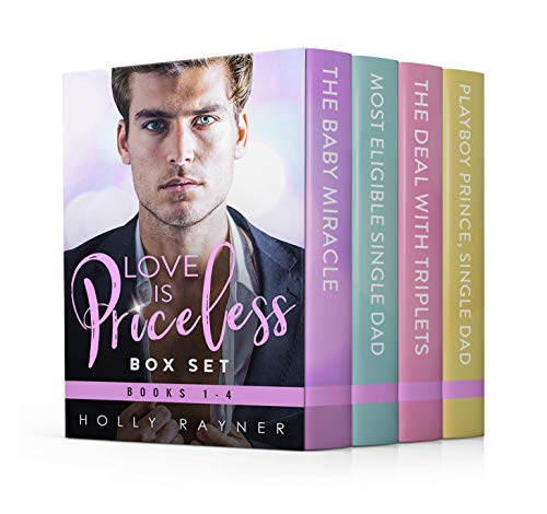 Love Is Priceless Box Set: Books 1 - 4 (English Edition)