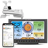 AcuRite Iris (5-in-1) Home Weather Station with Wi-Fi Connection to Weather Underground with Temperature, Humidity, Wind Speed/Direction, and Rainfall (01540M)