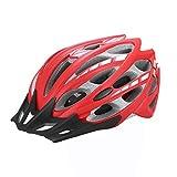 Casques de vélo confortable vélo léger Casque respirant Mountain Road Casques de...
