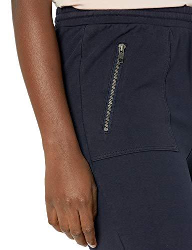 Daily Ritual Jogging en Coton /Éponge et Modal Jogging en Coton /Éponge et Modal Marque pants Femme