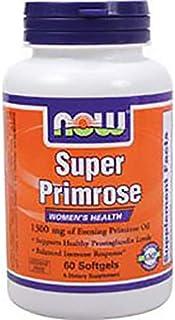 NOW Foods Super Primrose 1300mg Softgels 60's