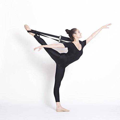 flexistretcher, die ursprüngliche Flexibilität und Stärke Training Werkzeug benutzt, durch professionellen Tänzer weltweit