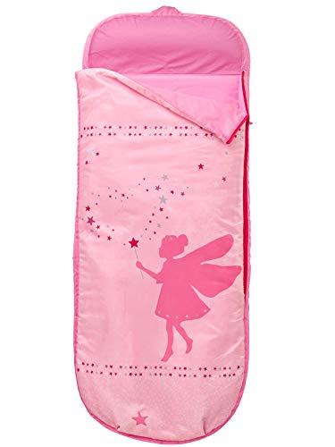Vertbaudet Kinderschlafsack mit Luftmatratze Fee rosa ONE Size