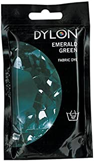 Dylon Hand Fabric Dye, 1.76 Oz (50g), Emerald Green by Dylon