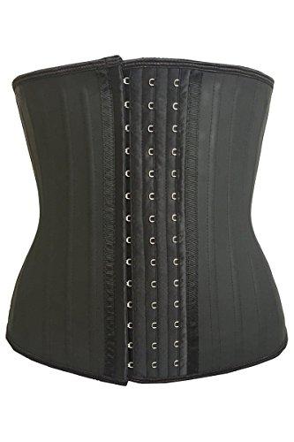 Andalous Dessous Miedergürtel Unterbrust-Korsett schwarz Shapewear auch in Übergröße bis 6XL