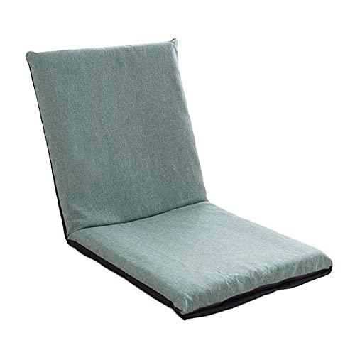 Boden Stuhl Memory Foam verstellbar Boden Gaming Sofa Stuhl verstellbar Rückenlehne Lazy Sofa für Home Office