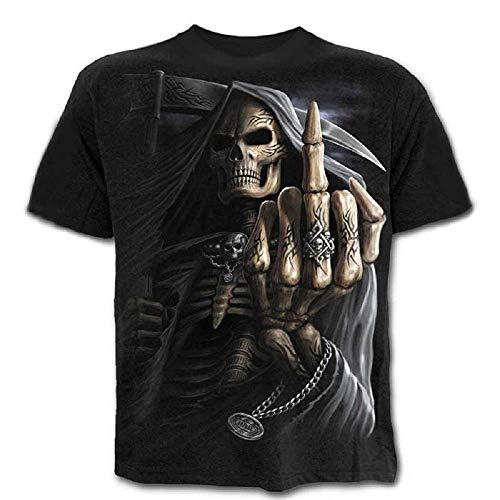 Camiseta - Camiseta - Camisa - 3D - Manga Corta - Hombre - Mujer - Uni
