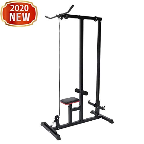 what is the best lat pulldown and row machine 2020