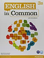 English in Common Level 3 Split Edition Student Book B and Workbook B with ActiveBook CD-ROM