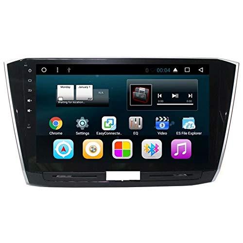 TOPNAVI 10.1 Pouce De Voiture Medio pour VW Passat 2015 2016 2017 Android 7.1 Quad Core De Navigation De Voiture Radio Stéréo WiFi 3G RDS Lien De Lien FM AM BTAudio Vidéo