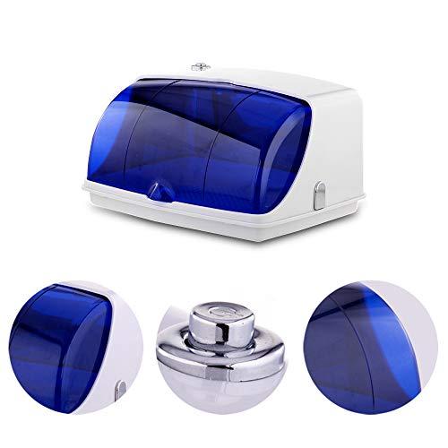 Esterilizador UV 2 en 1, caja desinfectante para luz ultravioleta y ozono, esterilizador UV profesional para biberones, máscaras, herramientas de belleza