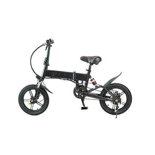 Bicicleta Eléctrica Rider Pro S9 Plegable E-Bike LED 25km/h Pedaleo asistido e Bike