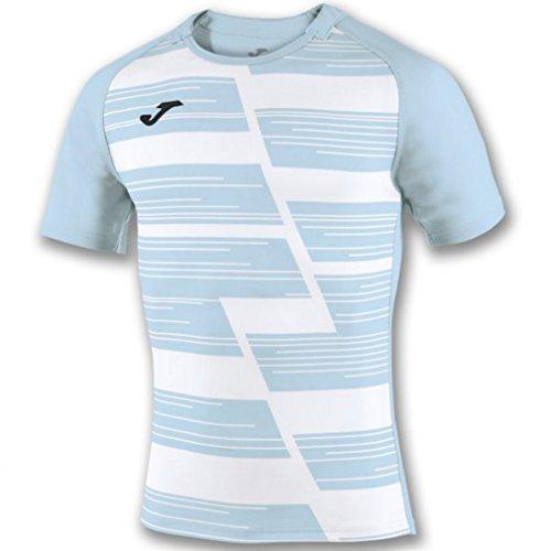 Joma Camiseta Haka - Camiseta, Hombre, Azul(Celeste)