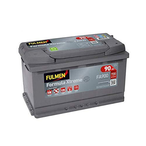 Fulmen - Batería para Coche Formula Xtreme FA900 12V 90Ah 720A