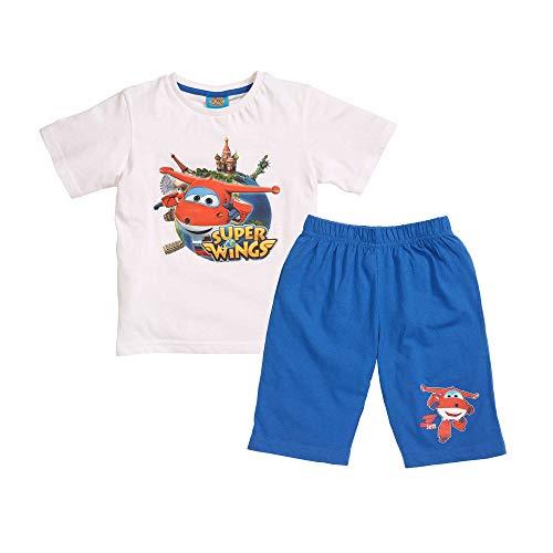 Tex-Ass Textilvertriebs GmbH Super Wings Shorty Pyjama (98/104)