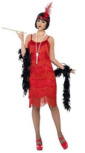 Smiffy's - Disfraz de años 20 para mujer, talla L (26115L)
