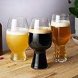 Spiegelau & Nachtmann, 3-teiliges Kraftbier-Glas-Set, Tasting-Kit - 8
