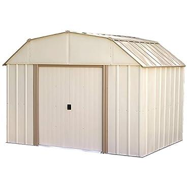 Arrow LX108 Lexington 10' x 8' Steel Storage Shed