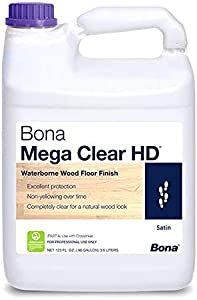 Bona Finish-Mega HD Clear Satin